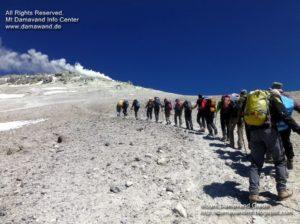 Hiking & Trekking Damavand