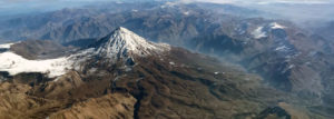 Mt Damavand Iran
