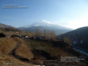 Climb Hike Trek Ski Damavand Iran