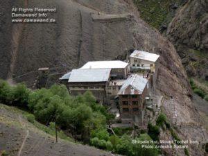 Mount Tochal, Shirpala Hut
