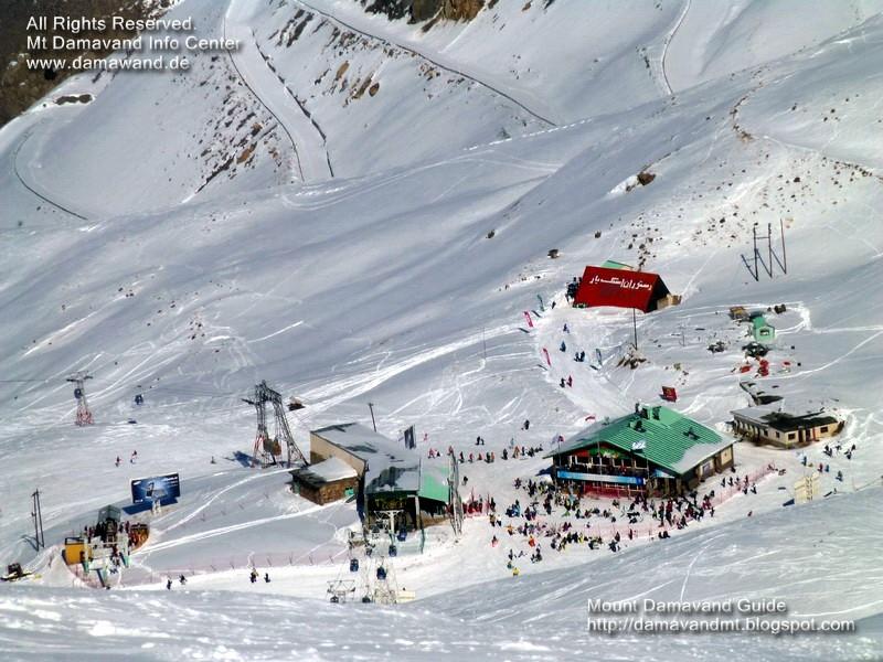 Dizin ski resort, the largest ski resort near Tehran province. Dizin ski holiday travel and accommodation.