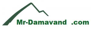 Mr-Damavand.com Logo